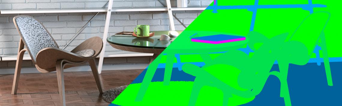 Cryptomatte_V-Ray per SketchUp